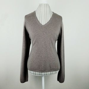 Charter Club | Long-Sleeve 100% Cashmere Sweater